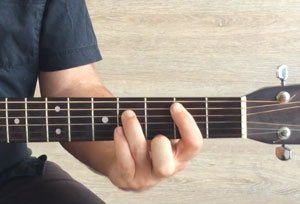 learn to play guitar chords - course curriculum