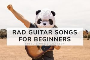 10 Great Guitar Songs for Beginners (That Aren't Wonderwall)