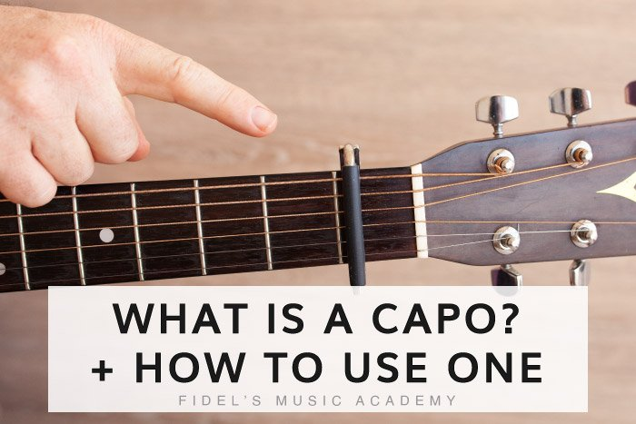 What Is a Capo & How to Use One